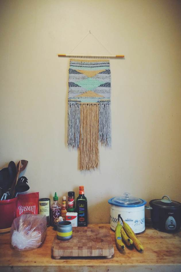 Kitchen Weaving